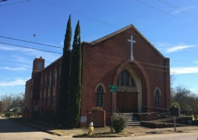 Holt Street Baptist Church image. Click for full size.