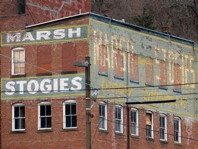 Marsh Stogies Factory image. Click for full size.