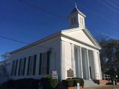 Robinson Springs United Methodist Church image. Click for full size.