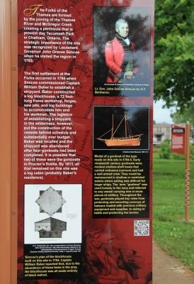 The Forks Marker image. Click for full size.