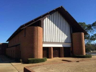 Beulah Baptist Church image. Click for full size.