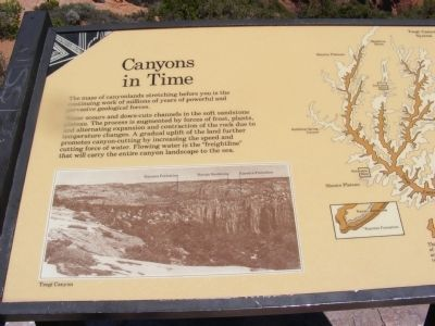 Canyons in Time Marker image. Click for full size.