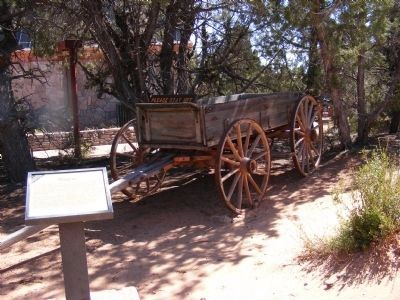 Two Horse Wagon image. Click for full size.