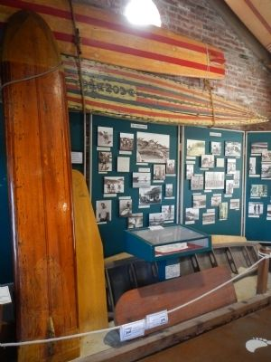 Santa Cruz Surfing Museum image. Click for full size.