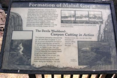 Formation of Malad Gorge Marker image. Click for full size.
