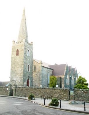 Conwal Parish Church of Ireland image. Click for full size.