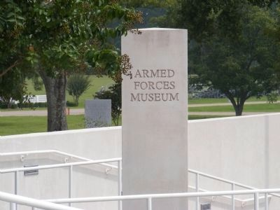 Camp Shelby Armed Forces Museum image. Click for full size.