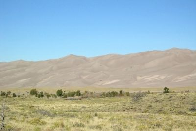 The Great Sand Dunes image. Click for full size.