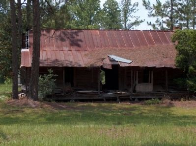Okefenokee Swamp Dog Trot Homestead image. Click for full size.