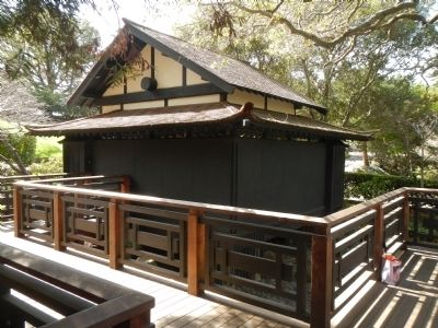 The Japanese Teahouse image. Click for full size.