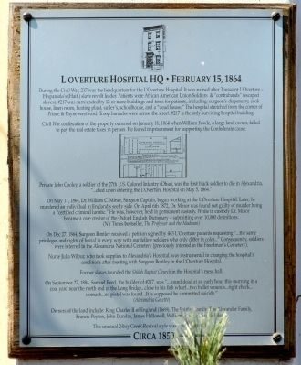 L'Overature Hospital HQ Marker image. Click for full size.