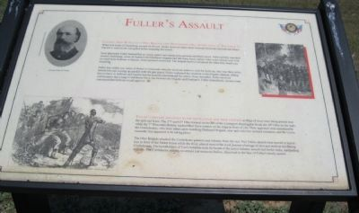 Fuller's Assault Marker image. Click for full size.