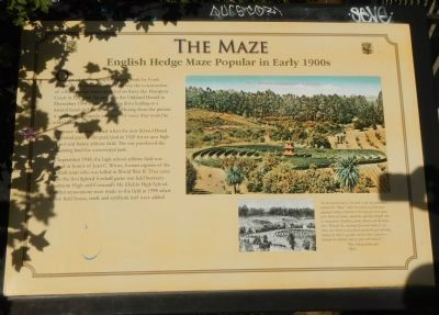 The Maze Marker image. Click for full size.