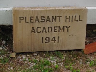 Pleasant Hill Academy 1941 image. Click for full size.