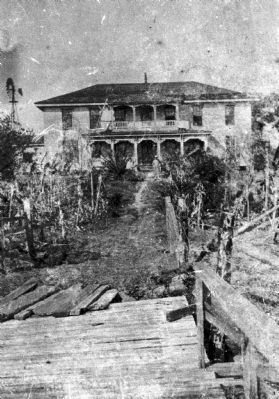 The old Palma Sola Hotel image. Click for full size.