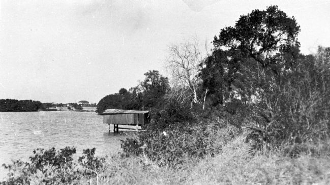 Warner's East Bayou Then image. Click for full size.