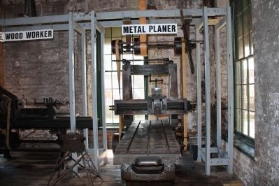 Blacksmith Shop - Metal Planner image. Click for full size.