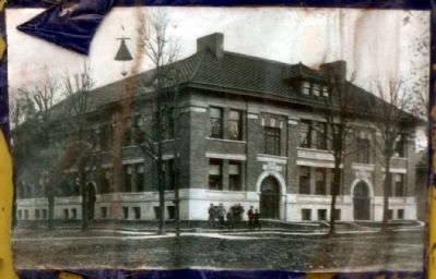 Historic Photo of Goshen High School image. Click for full size.