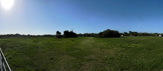 The site of the Battle of Lake Okeechobee image. Click for full size.