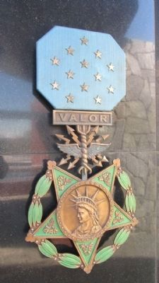 Medal of Honor Memorial image. Click for full size.