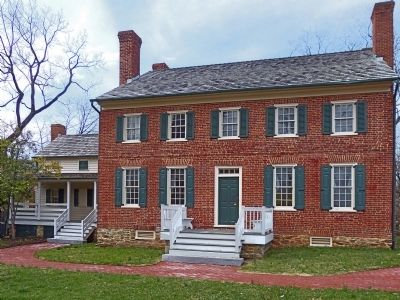 Locust Grove, Samuel Wade Magruder House image. Click for full size.