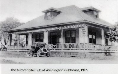 The Automobile Club of Washington image. Click for full size.
