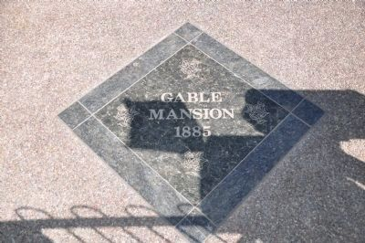 Gable Mansion Paver image. Click for full size.