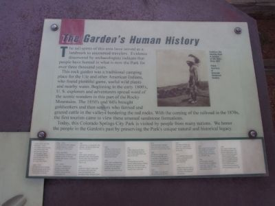 The Garden's Human History image. Click for full size.