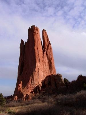 Garden of the Gods Park image. Click for full size.