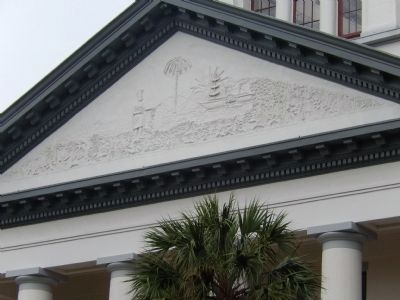 Old Capitol of Florida image. Click for full size.