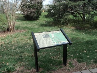 The Battle of Ox Hill Marker image. Click for full size.