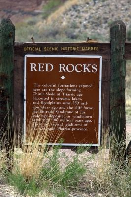Red Rocks Marker image. Click for full size.