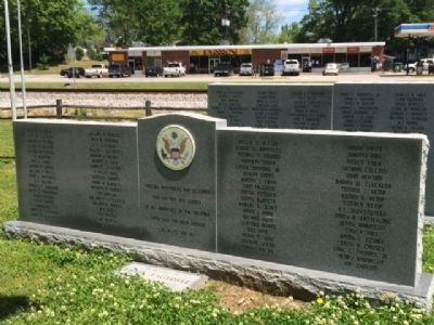 Thorsby Remembers Our Veterans Memorial image. Click for full size.