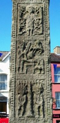 Clones High Cross (south face) image. Click for full size.