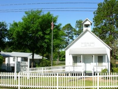 Old Callaway One Room School House and Museum image. Click for full size.