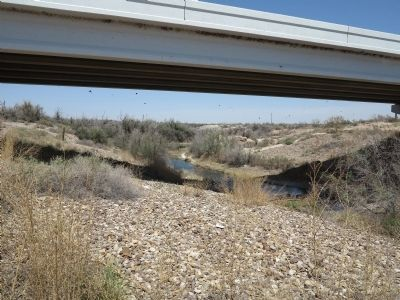SH 18 Bridge over the Pecos image. Click for full size.