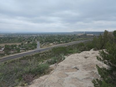 View of South Mountain image. Click for full size.