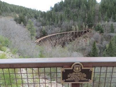 Mexican Canyon Trestle image. Click for full size.