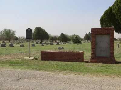 Brownfield Cemetery image. Click for full size.