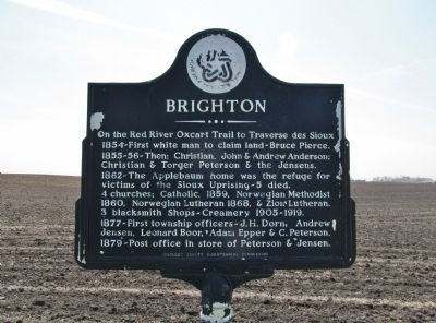 Brighton Marker image. Click for full size.
