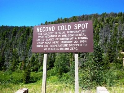 Record Cold Spot Marker (<i>wide view</i>) image. Click for full size.