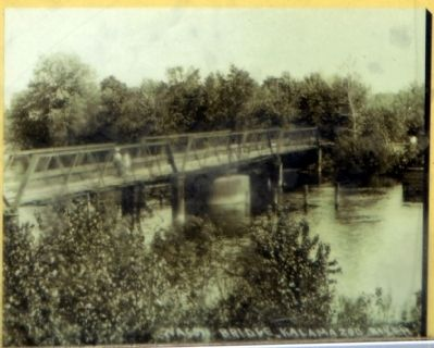 Historical Photo of 57th Street Bridge image. Click for full size.
