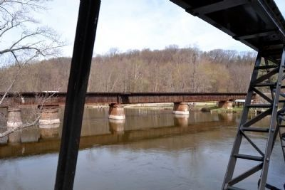 Railroad Bridge image. Click for full size.