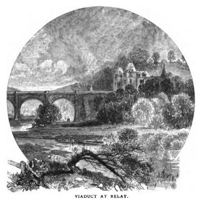 Viaduct at Relay image. Click for full size.