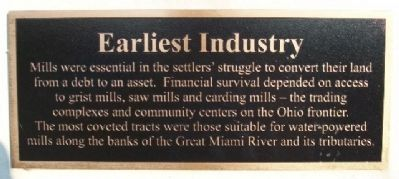 Earliest Industry Marker image. Click for full size.