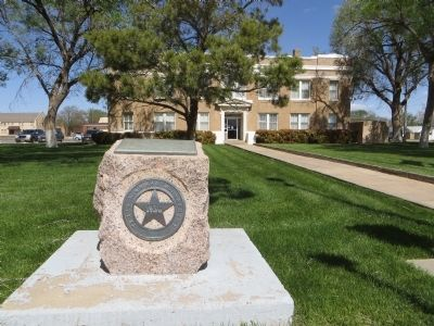 Bailey County Marker image. Click for full size.