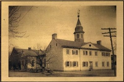 Shenandoah County Courthouse image. Click for full size.
