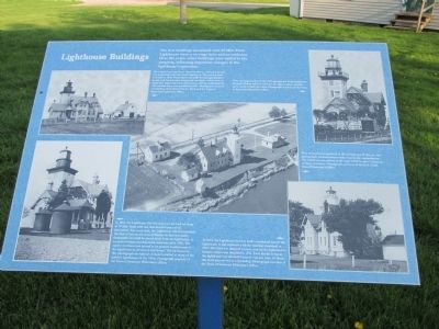 Lighthouse Buildings Marker image. Click for full size.