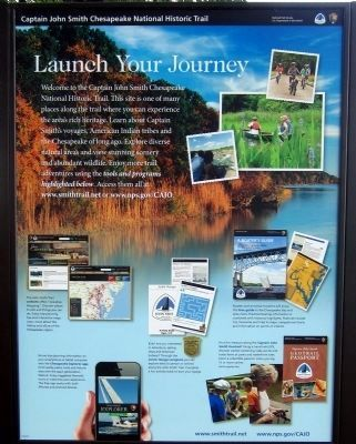 Launch Your Journey image. Click for full size.