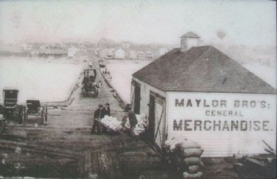 Photo 2 on Oak Harbor's Ties to the Sea Marker image. Click for full size.